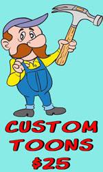 Custom Cartoons