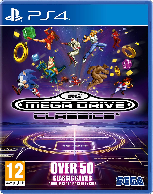 Emulador SEGA Mega Drive