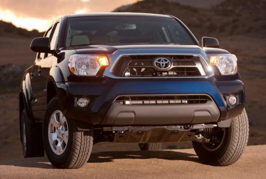 2015 Toyota Tacoma Diesel