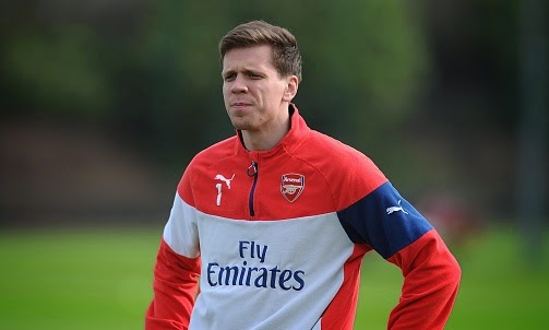 Wojciech Szczesny in talks over Arsenal's future