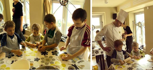 Białostockie warsztaty kulinarne kuchnia żydowska dla dzieci