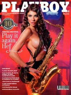 Revista Playboy Serbia-Enero 2014 PDF Digital