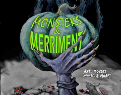 Join us each Autumn for MONSTERS & MERRIMENT...