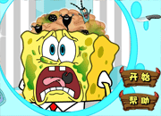 Spongebob Plankton Attack