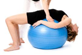 Kinetoterapie pentru coloana vertebrala