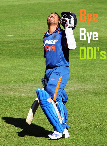 Sachin Tendulkar Retires from ODI Cricket God of Cricket Quits One-Dayers Latest News Photos