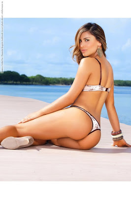 Babe Of The Day - Jessica Cediel