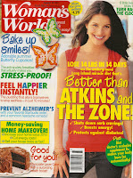 : Make Me Chic in the news Woman's World Magazine August 15 issue