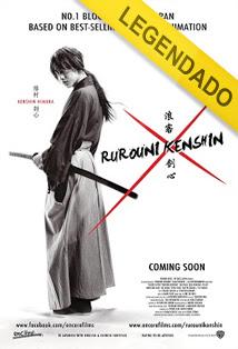 Samurai X – Legendado