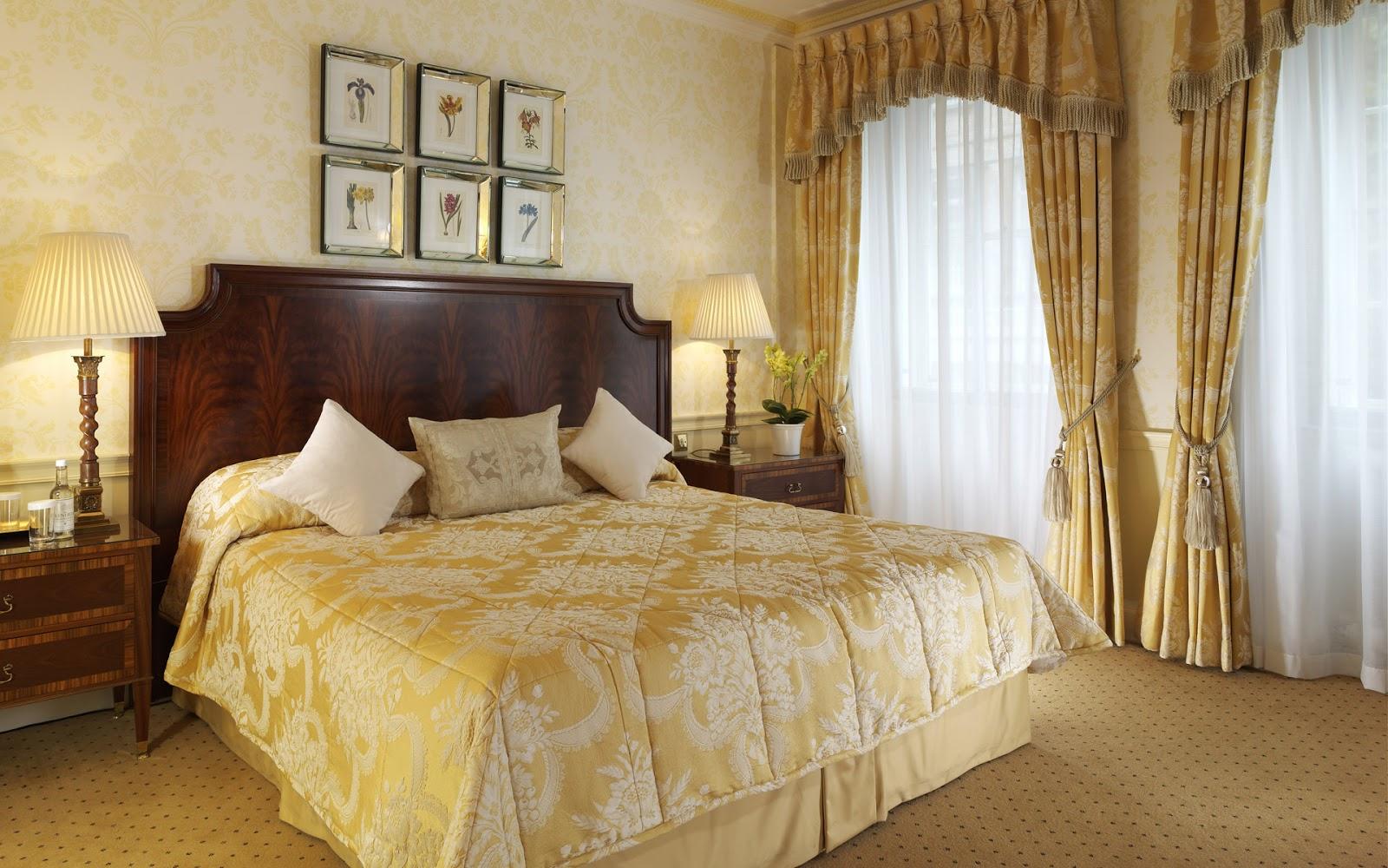 Petua Hiasan Dalaman bilik tidur mewah   oH rOjaK