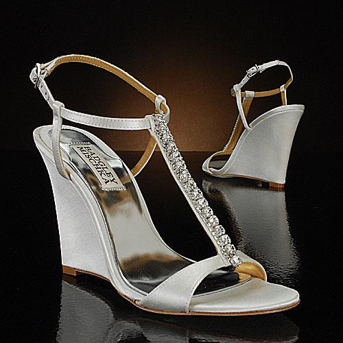 Wedding Wedge Shoes 008 - Wedding Wedge Shoes