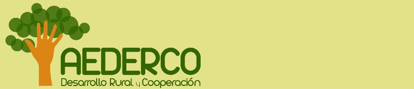 AEDERCO Agencia de Estudios para el Desarrollo Rural y la Cooperación