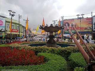 Fountain Roundabout. Phuket