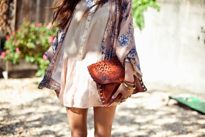 Inspiración: Kimono