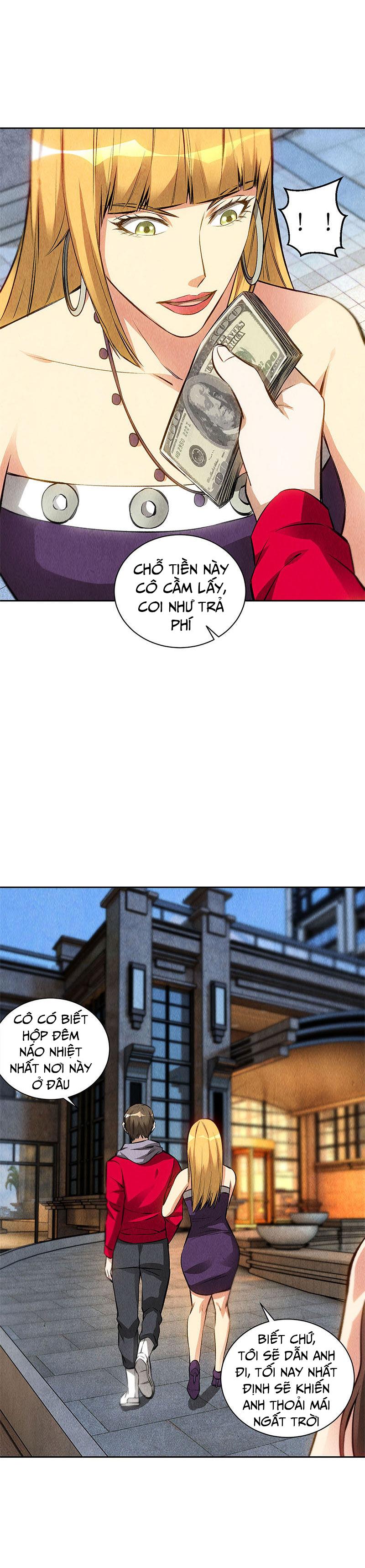 Ta Là Phế Vật chap 110 - Trang 18