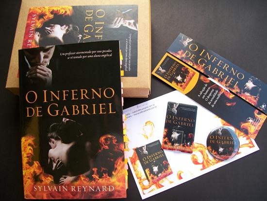 Kit - O Inferno De Gabriel - Sylvain Reynard