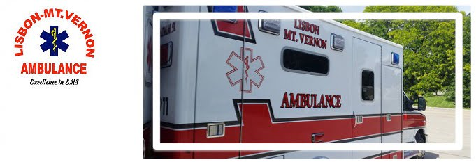 Lisbon Mount Vernon Ambulance Service