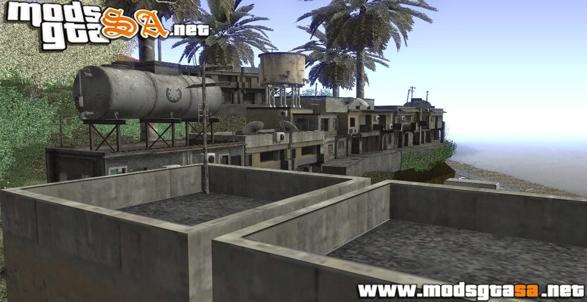 SA - Mod Favela do Rio de Janeiro