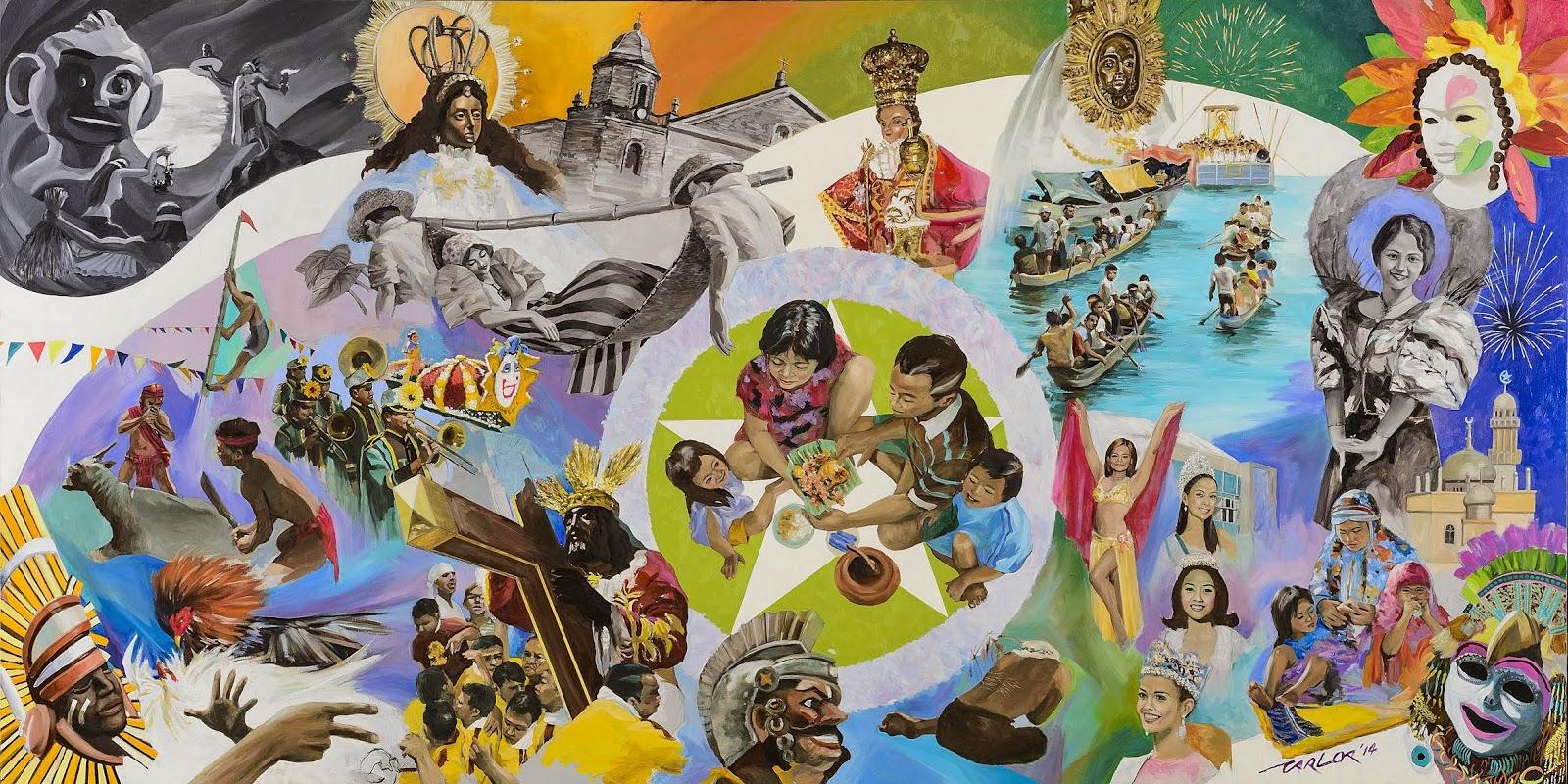 ruthdelacruz: SININGSAYSAY: Philippine History in Art