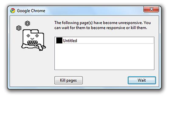 Future Imperfect \u0026 Software Stream of Consciousness : Google Chrome