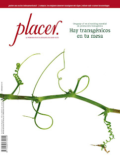Informe sobre transgénicos - soja - maíz - glifosato