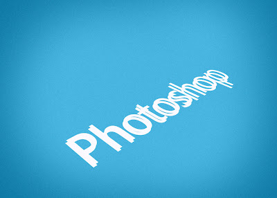 Membuat Tulisan 3D Dengan Photoshop 8