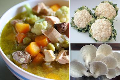 5 Makanan Alami dan Sederhana Untuk Mengatasi Flu