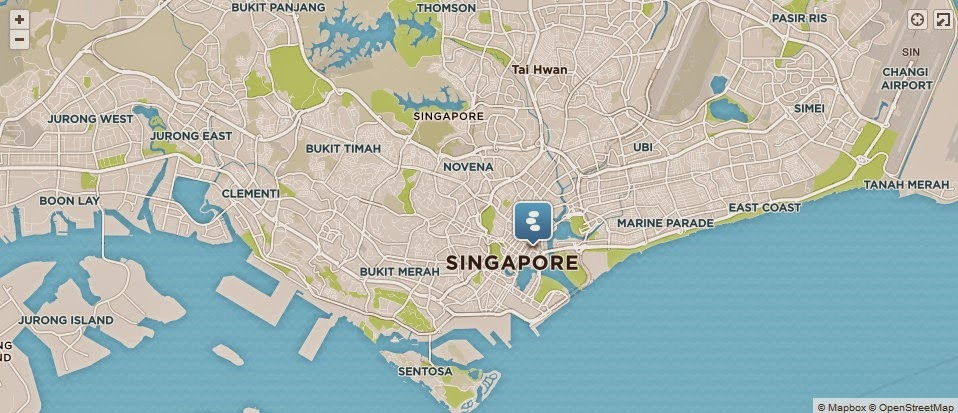 live life detour singapore mapmap of live life detour singaporetourist attractions in