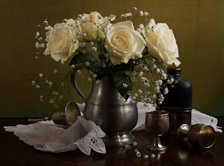 Flores Oleo Imagenes