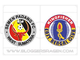 Pertandingan Semen Padang vs East Bengal F.C.
