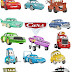 Pixar Car - 42 designs