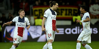 Video Gol Bayer Leverkusen vs Paris Saint Germain 19 Februari 2013