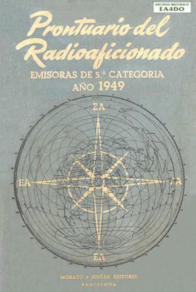 Breve Historia de la Radioafición española
