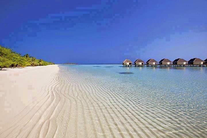 island, beach
