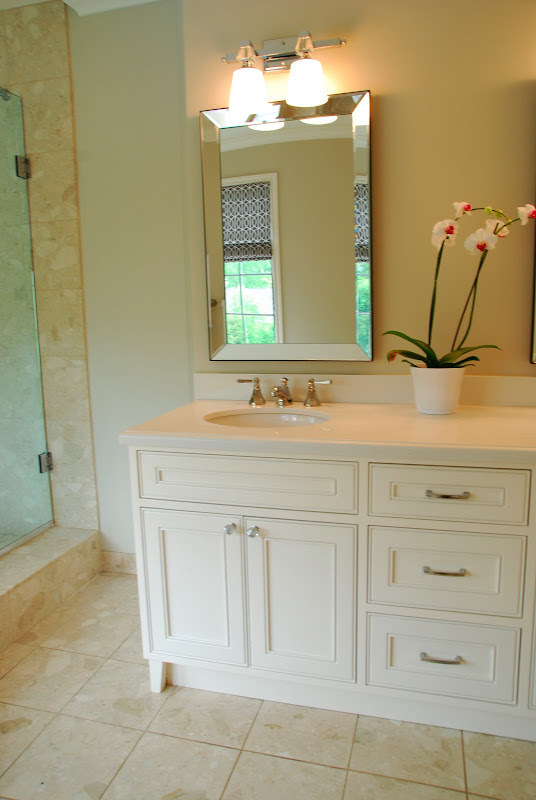 My Work: Master Bathroom Update title=