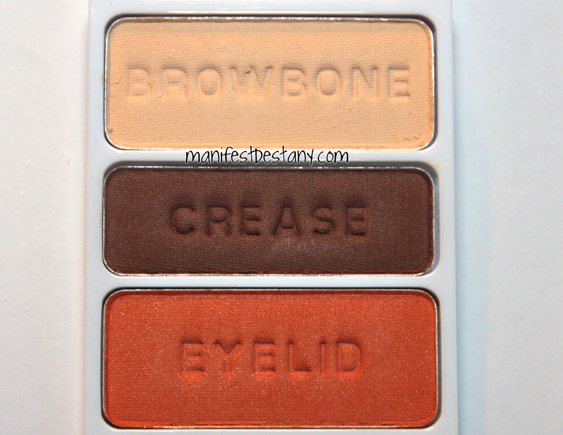 Wet n Wild Limited Edition Summer 2014 trio in Sun-Set to See
