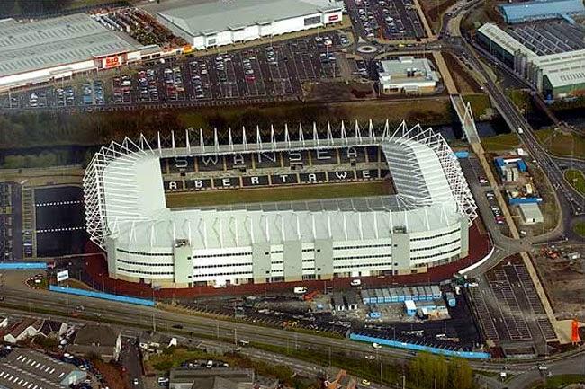 liberty stadium_swansea city afc