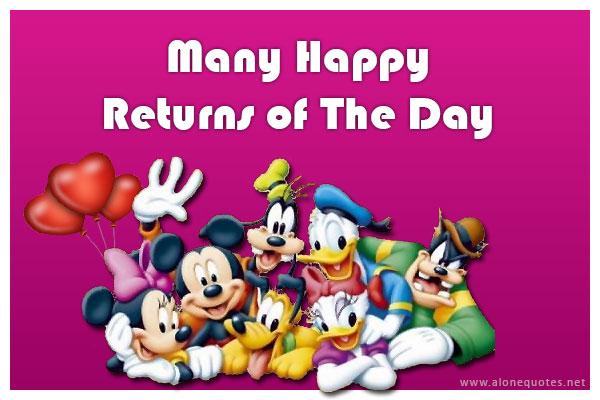 September 2012 Many More Happy Birthday Wishes