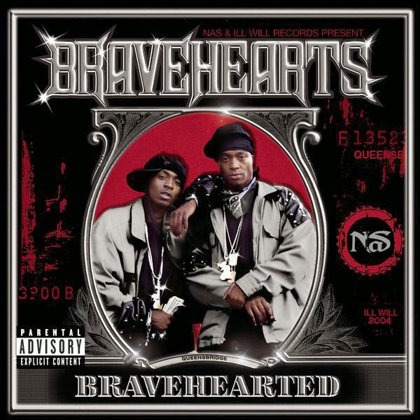 Bravehearts - Bravehearted  Cover