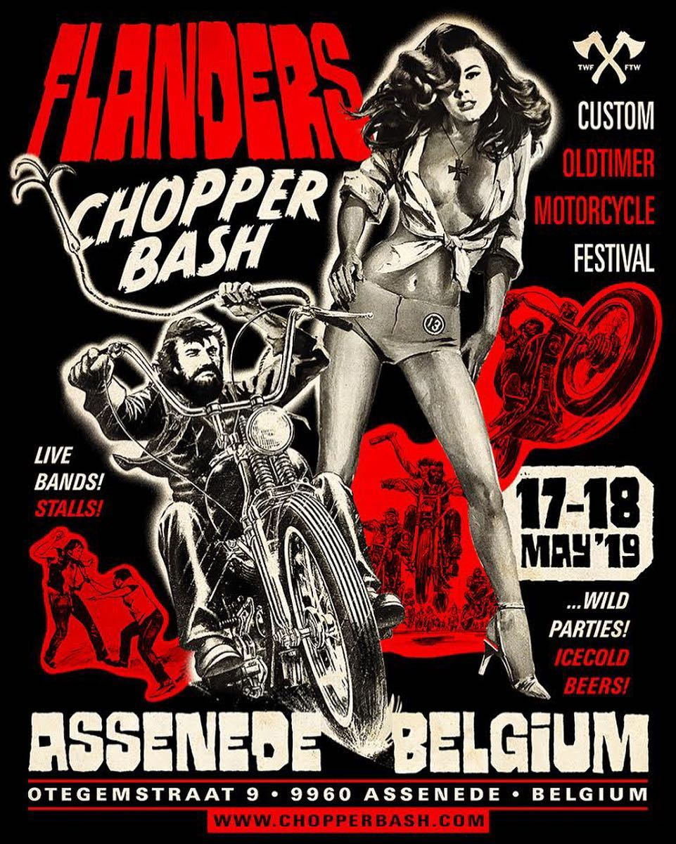 // FLANDERS CHOPPER BASH //