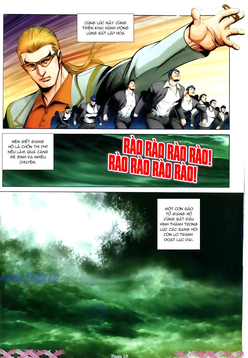 Người Trong Giang Hồ Chap 720 - Truyen.Chap.VN