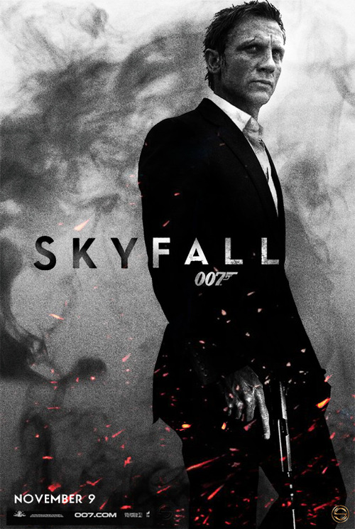 Mediaboy Musings: Skyfall [film review]