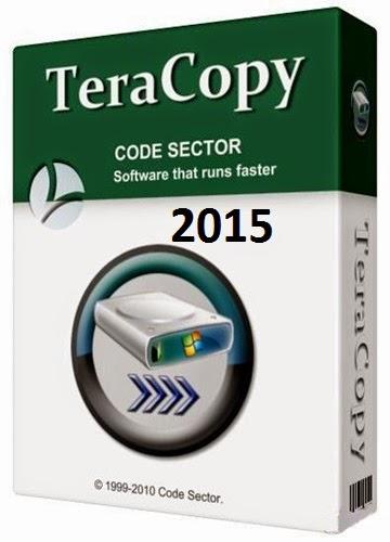 تحميل برنامج تسريع النسخ TeraCopy 2015 لنقل الملفات بسرعة