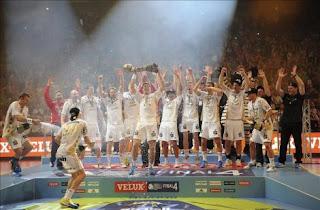 BALONMANO-Kiel campeón de Europa