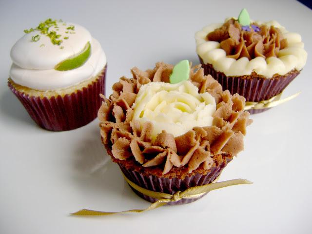 Novos Cupcakes