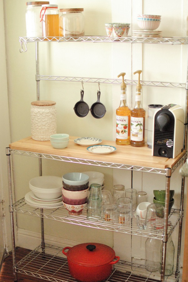 organization tips for home