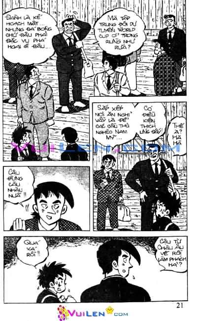 Jindodinho - Đường Dẫn Đến Khung Thành III Tập 30 page 21 Congtruyen24h