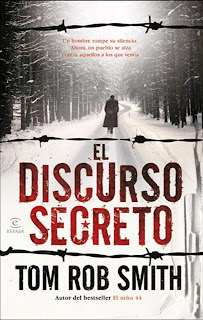 El discurso secreto Tom Rob Smith