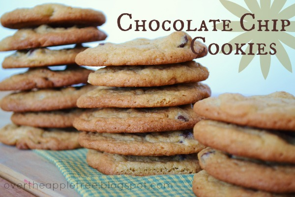 Over The Apple Tree Classic Chocolate Chip Cookies