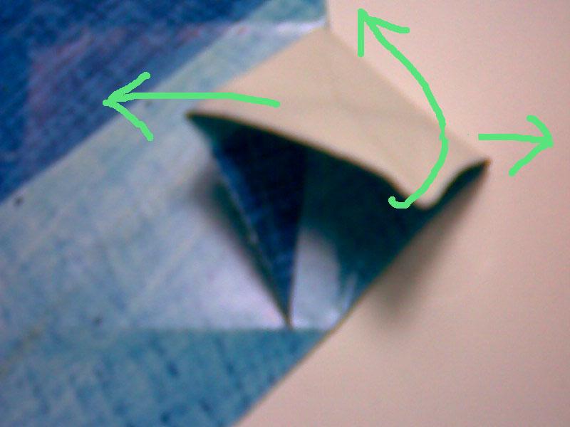 folding paper,crane envelope,japanese card envelope letter,idea japanese,origami cute card letter,idea message,cute message,